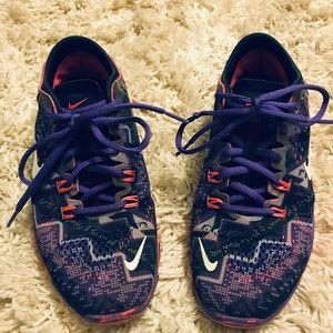 Nike Free Running Shoe 5.0 TR FIT 4 PRT